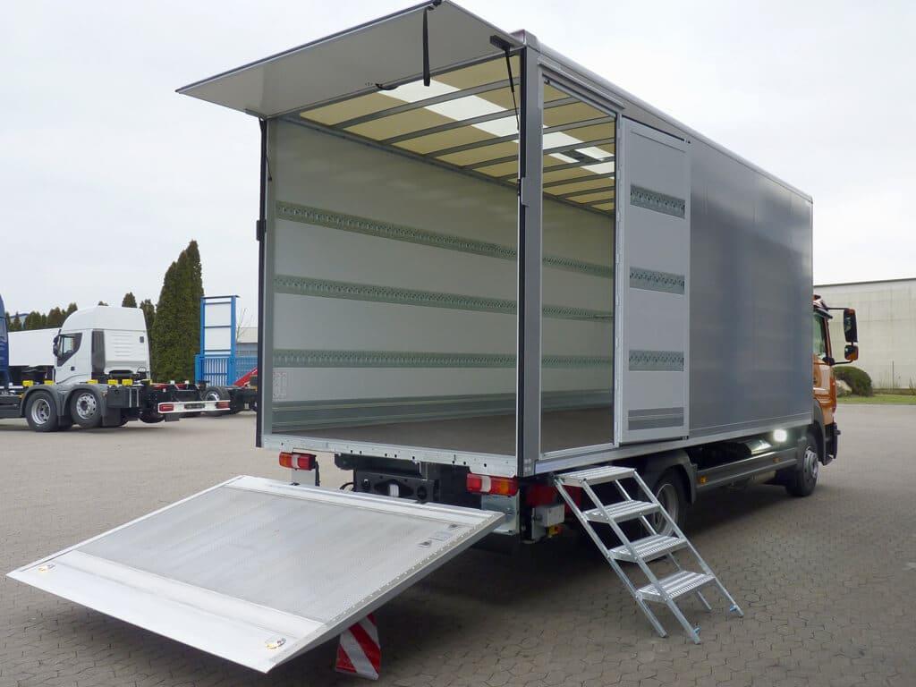 Koffer Kühlaufbauten